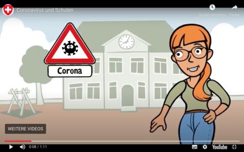 Corona-Video